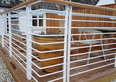 Tresanton Suite Terrace, Roseland Peninsula, Commercial
